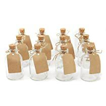 Mini Liquor Bottles, Glass Bottles With Corks, Small Bottles, Bottles And Jars, Glass Jars, Wedding Bottles, Wedding Favours, Mini Vase, Favour Jars