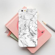 Dark Gray Cloudy Marble Case Protection Cover for iPhone 6s iPhone 6s+, iPhone…