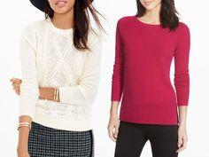 Rank & Style - Best Crew neck Sweaters Under $100 #rankandstyle