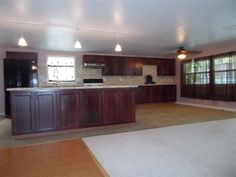 Extra Large Kitchen 1974 N A Mobile Manufactured Home In Safety Harbor FL
