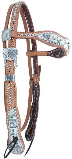 Cowboy-headstalls!!! AMAZING!!! barrel racing bling