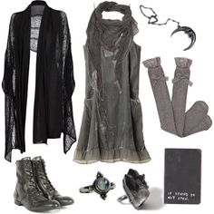"""stormy nights"" by n-nyx on Polyvore"