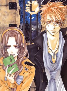 『 Vampire Knight ヴァンパイア騎士〈ナイト〉 』   Kain, Akatsuki • Souen, Ruka  