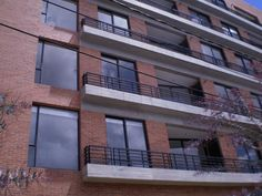 Barandas balcones