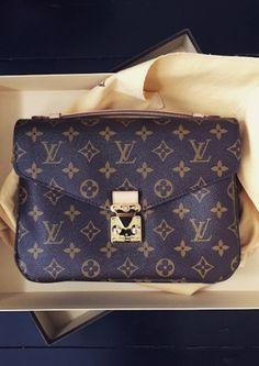 Louis Vuitton...I love a new purse