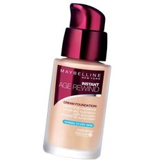 Maybelline Instant Age Rewind Cream Foundation  Sandy Beige 1 oz * You can find more details by visiting the image link.