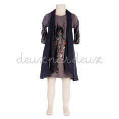 DEUX PAR DEUX HEARTBEAT TUNIC DRESS