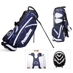 NCAA Penn State Fairway Stand Bag by Team Golf. Buy now @ ReadyGolf.com