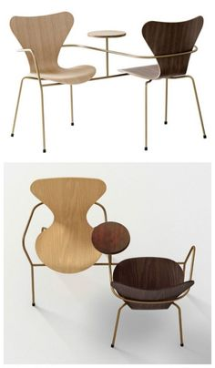 cadeira bola | chairs and by - Chaise Serie 7