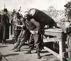 galata köprüsü 1910