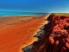 The Great Kimberley coastline, Australia  by Jess Osbourne   - Explore the World with Travel Nerd Nici, one Country at a Time. http://TravelNerdNici.com