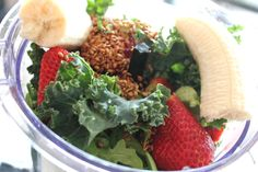 Energy Boosting Smoothie - Get Energized For A Great Workout
