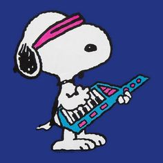 a keytar lol, must be an 80s/early 90s image