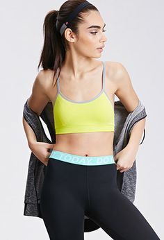 Low Impact - Cami Sports Bra | FOREVER21 | #theactivelife