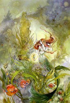 """Stephanie Law - """"Her Garden"""""""