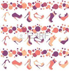 16956206-Мода-обувь-бесшовный-фон.jpg (436×450)
