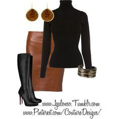 """Couture Chic Designs Outfit """"I wear that too!"""" Couture Chic Designs Outfit """"I wear th Style Work, Mode Style, Work Chic, Mode Outfits, Fall Outfits, Fashion Outfits, Fashion Clothes, Airport Outfits, Airport Fashion"""