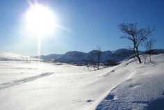 #Kittelfjäll #lapland #Scandinavia #sweden #snow #winter #Sun