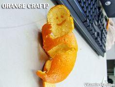 Orange Peel Craft