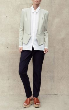 CADE Spring/Summer 2015 Trunkshow Look 12 on Moda Operandi