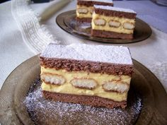 Nyolc olyan receptet mutatunk, amit biztos nem süt a szomszéd! Cake Bars, Sweet Life, Cake Cookies, Tiramisu, Sweet Tooth, Cheesecake, Dessert Recipes, Caramel, Food And Drink