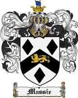 Massie Coat of Arms / Massie Family Crest