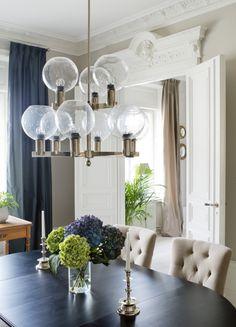 Kristina Lifors Interior Design photo : Anne Nyblaeus