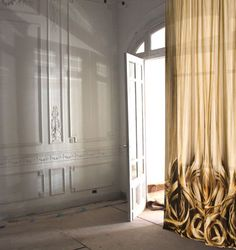 Nicolette Brunklaus   Blonde Curtains