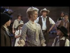 """""""The Farmer and The Cowman"""" Dance Sequence, from """"Oklahoma!"""" (Rogers and Hammerstein). The wonderful 1998 London cast, with Hugh Jackman."""