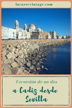 Taking a day trip to from Cadiz is an interesting day trip from Seville. In this post you can find out what you can see one day in Cadiz and how to get there from Seville. Portugal Travel, Spain And Portugal, Spain Travel, One Day Trip, Day Trips, Cadiz Spain, Andalucia, Transatlantic Cruise, Backpacking Spain