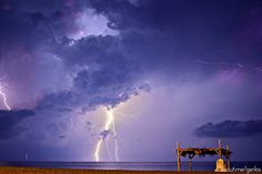 Non è un rifugio sicuro #lightining #fulmini #storm #temporali