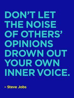Steve Jobs Amen Steve Trust Yourself Great Words Some Words