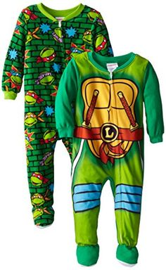 Teenage Mutant Ninja Turtles Little Boys' 2 Pack Leonardo Costume Footed Blanket Sleepers ,Multi Toddler Boy Fashion, Toddler Boys, 10 Year Boy Clothes, Fashion Designers Names, Baby Superhero, Blanket Sleeper, Boys Suits, Cute Toddlers, Teenage Mutant Ninja Turtles