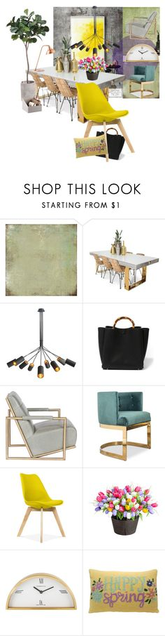 """Geen titel #32879"" by lizmuller ❤ liked on Polyvore featuring interior, interiors, interior design, home, home decor, interior decorating, Improvements and Tiffany & Co."
