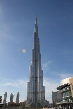 Places to go... Dubai - Burj Dubai