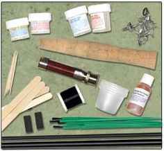 American Tackle Matrix AMF804 Fly Rod Building Kit. Great rod and great price.