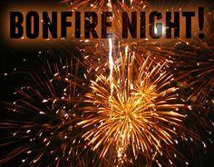 Bonfire night :)