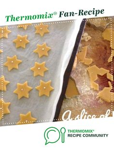 Recipe Sugar Cookies by Elisha-Vi, learn to make this recipe easily in your kitchen machine and discover other Thermomix recipes in Baking - sweet. Sugar Biscuits Recipe, Sugar Cookies Recipe, Biscuit Recipe, Cookie Recipes, Baking Breads, Christmas Sugar Cookies, Biscuit Cookies, Christmas Cooking, Thermomix