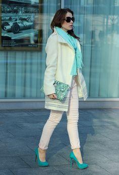 CZUJĘ MIĘTĘ ♥ #style #fashion