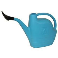 #Active Blue HDPE Plastic Watering Can 6L A008550 #Active Blue HDPE Plastic Watering Can 6L.Perfect for any green-fingered gardener this 6L HDPE (high-density polyethylene) plastic blue watering can is suitable for general purpose home use. This product comes with a rose included. It can be used all year round which means your plants and seedling are always going to be cared for. (Barcode EAN=5037151008550)