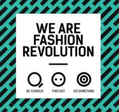 Resultado de imagen de fashion revolution