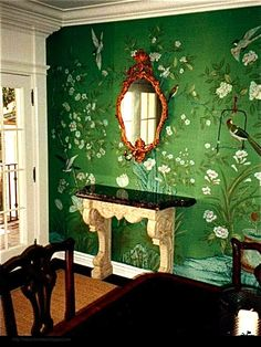Emerald Green Interiors and wicked interiors for your http://wicked-moi.com
