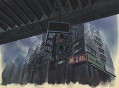 The Unsung Architecture Of 1990s Anime | Co.Design | business + design