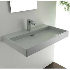 WS Bath Collections Ceramica I Urban Ceramic Bathroom Sink Faucet Mount: Single Hole - Tap the link to shop on our official online store! You can also join our affiliate and/or rewards programs for FREE!