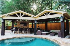 Patio Covers and Cabanas