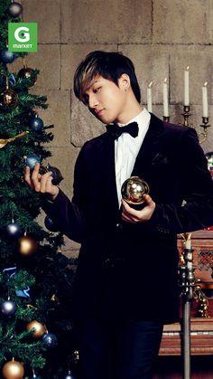 Daesung ♡ #BIGBANG // Gmarket 'Christmas Wish List' CFs 2013
