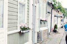 Vanhatkaupungit Suomessa - Old Cities in Finland #Porvoo #Rauma #Tammisaari #Hanko #Turku #Tampere #Helsinki and many more
