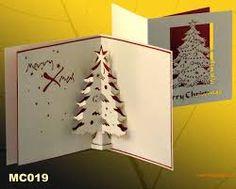 Bilderesultat for homemade christmas card ideas