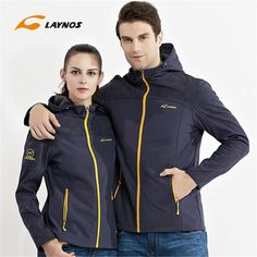 110.99$  Watch here - http://alitq2.worldwells.pw/go.php?t=32751913768 - Free Shipping-New Laynos Hot Sale Lover Autumn/Winter Outdoor sport Warm Wind/waterproof Soft Fleece Clothing Jacket 161F367A 110.99$