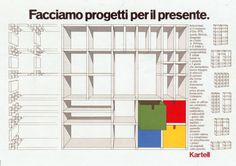 Read more: https://www.luerzersarchive.com/en/magazine/print-detail/18485.html We´re making projects for today. Tags: Raymond Gfeller,Centrokappa, Milan,Max Casalini,Kartell,Pino Pilla